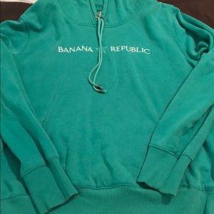 Banana republic hoodie